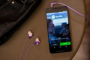 El servicio de música en streaming lidera la batalla contra Apple Music, quien ocupa el segundo puesto del mercado