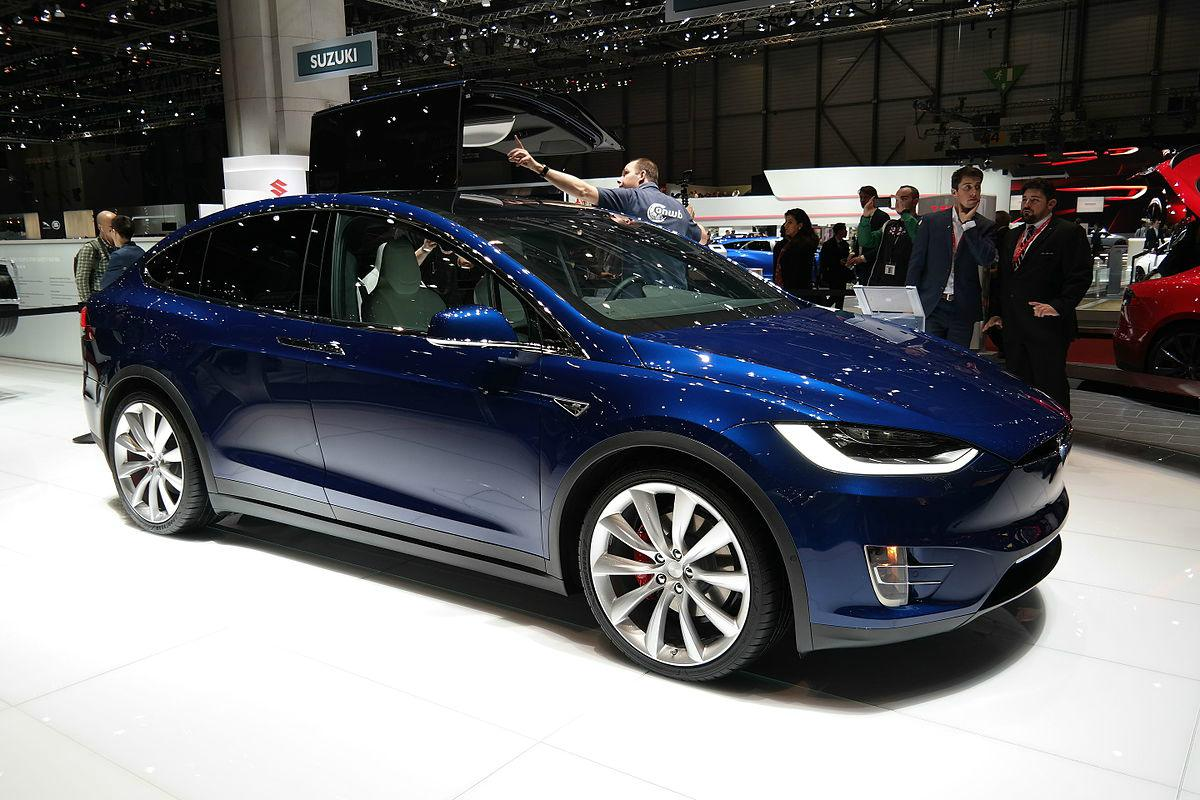 El Model X eléctrico, ha batido incluso un récord en pruebas de seguridad