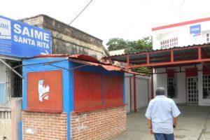 La sede del ente público en Santa Rita, fue incendiada por una bomba molotov