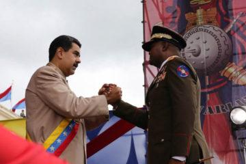 El jefe de Estado, Nicolás Maduro exaltó la labor de los integrantes de los cuerpos de seguridad en la conmemoración de la Batalla de Carabobo