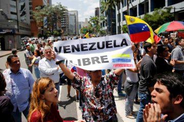 """La movilización partirá desde Altamira hasta La Carlota para """"enviarle un mensaje a la Fuerza Armada Nacional"""""""