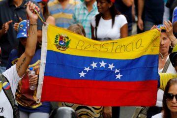 La oposición venezolana tien rpevisto concentrarse en las avenidas Victoria y Francisco de Miranda