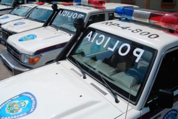 El careo también dejó un saldo de 10 heridos, entre ellos dos funcionarios de cuerpo de seguridad