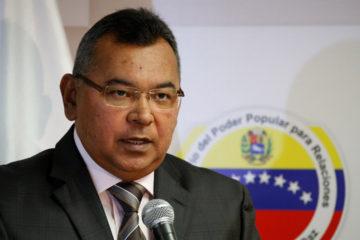El Ministro de Interior, Justicia y paz señaló que los funcionarios serán puestos a disposición del Ministerio Público por presuntos delitos cometidos en Altamira