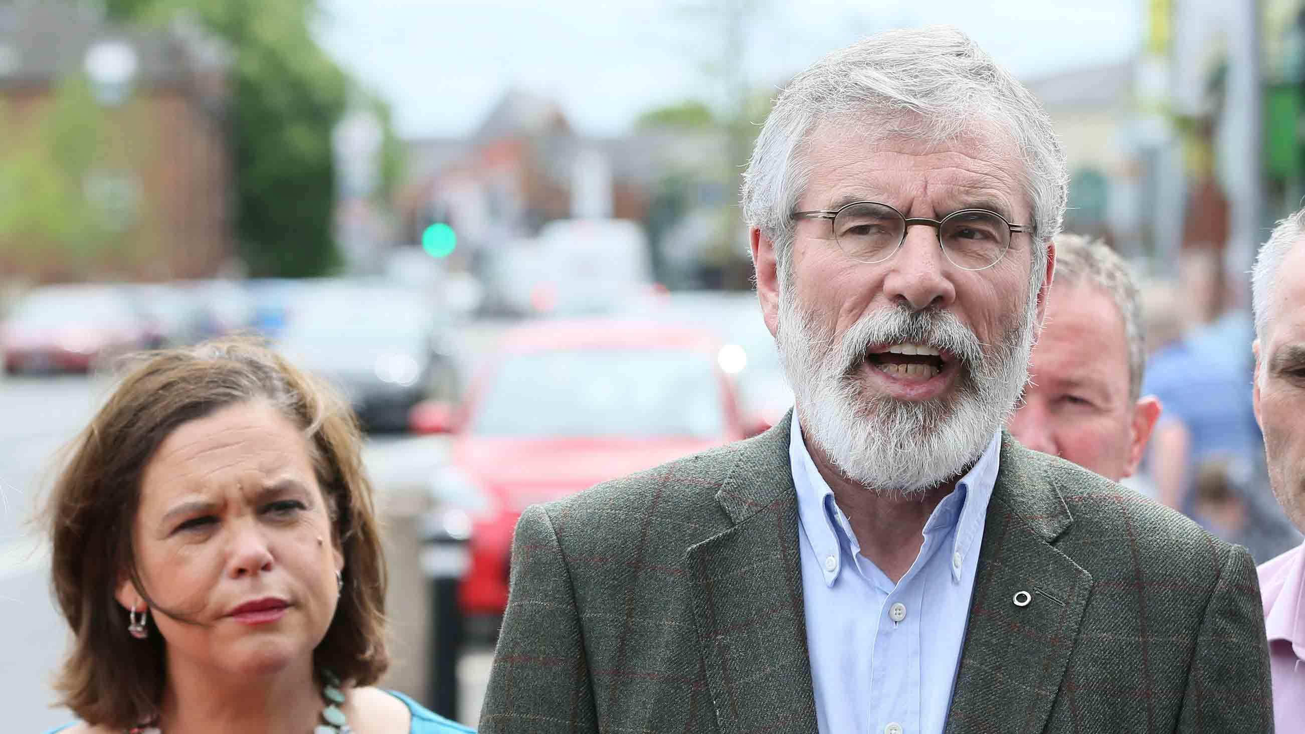 El líder norirlandés Gerry Adams aseguró que se llevará cabo aunque no destacó una fecha precisa todavía