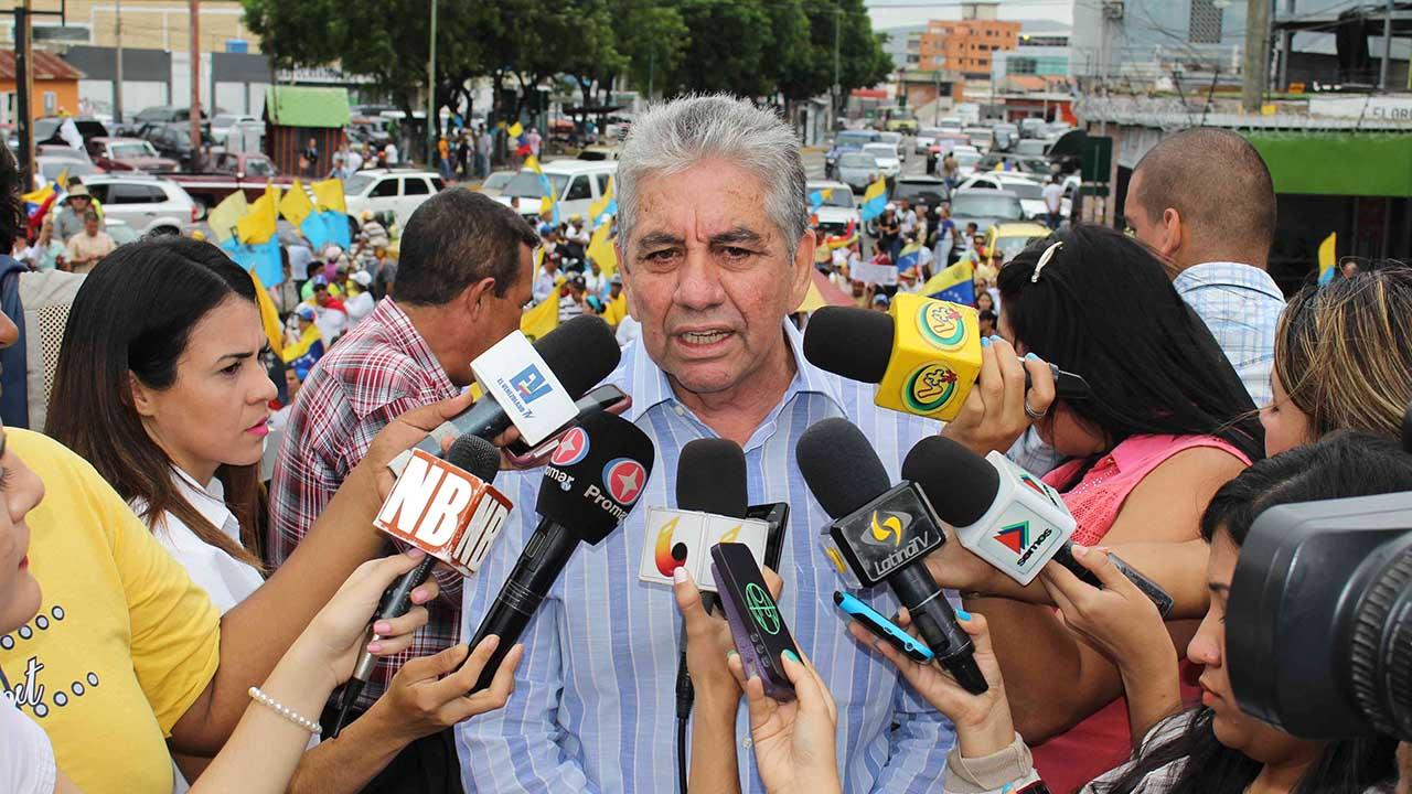 El alcalde del municipio Irribarren del estado Lara fue puesto bajo custodia luego de una sentencia dictada por el TSJ