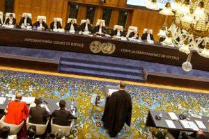 Esta medida, que engloba la delimitación marítima entre Nicaragua y la nación costarricense, se conocerá en 2018