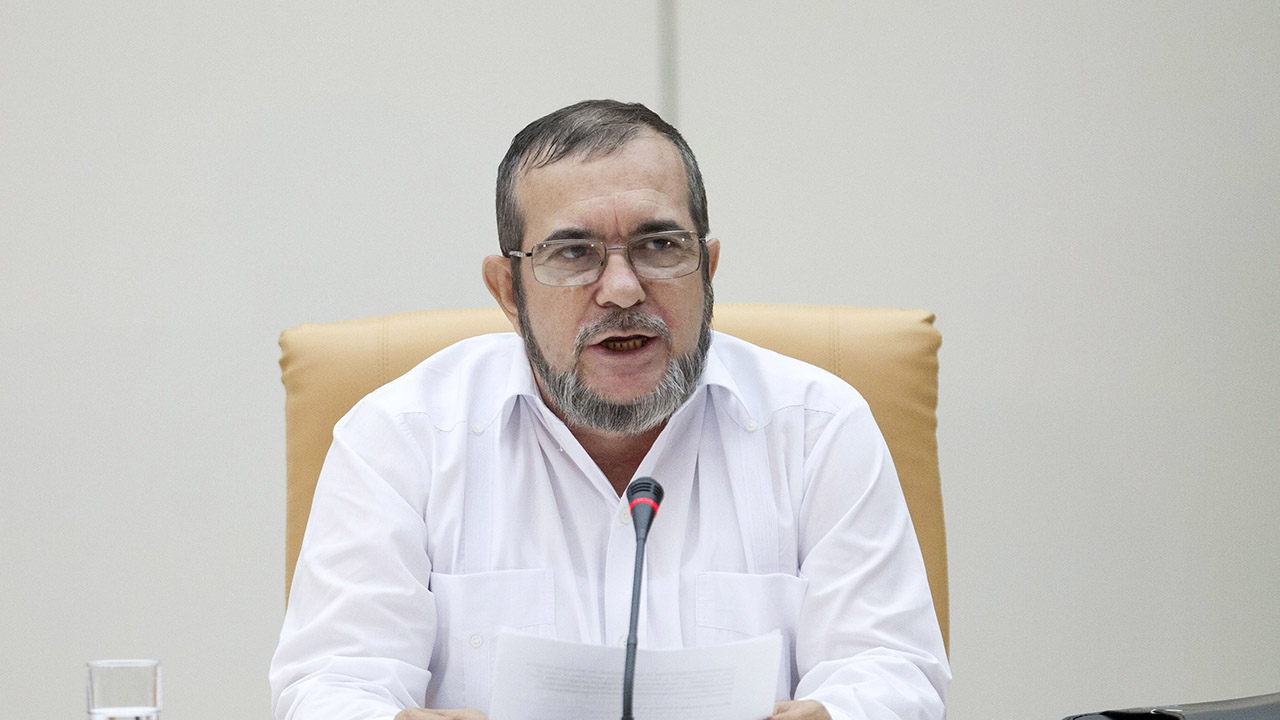La guerrilla colombiana destacó que su mayor deseo es ser partícipes de la política colombiana