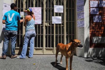 La actividad convocada por la MUD, se está realizando en distintas zonas de Caracas y del país