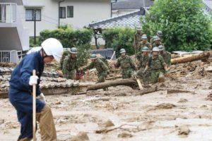 Las labores de rescate tras las fuertes lluvias continúan revelando víctimas mortales y aumentando el registro de desaparecidos