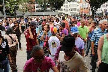 Venezolanos en todo el territorio nacional se encuentran en los diferentes puntos soberanos para expresar su rechazo a la ANC