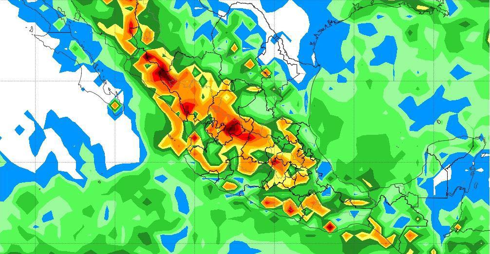 Un estudio determino que un modelo basado en la informacion del clima es capaz de predecir el numero de casos posibles en una localidad