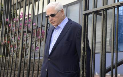 Los abogados del ex presidente panameño solicitaron el recurso de amparo luego de que le fuera negada una liberacion bajo fianza