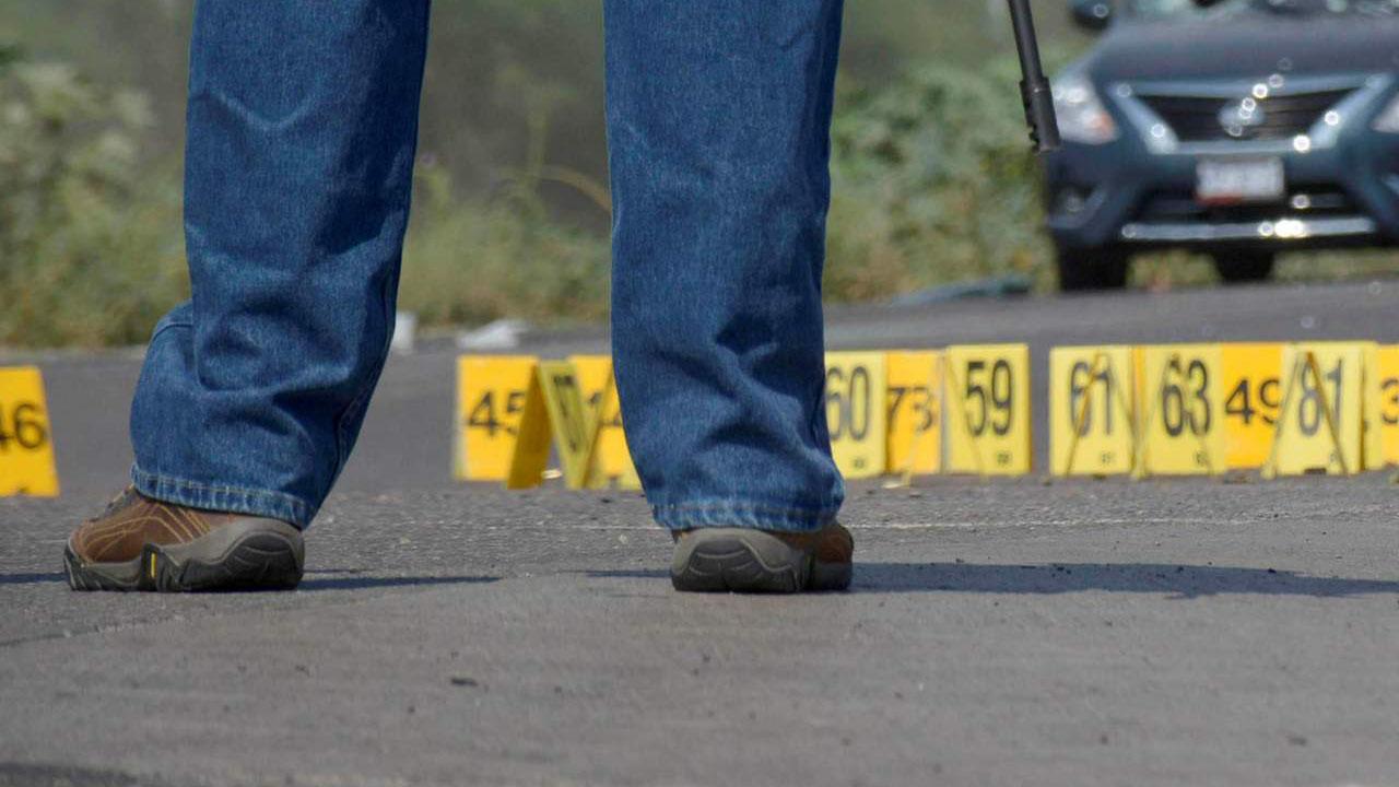La fiscalia estatal aseguro que el hecho tuvo lugar en el estado fronterizo de Chihuahua y que se desconoce el numero exacto de heridos