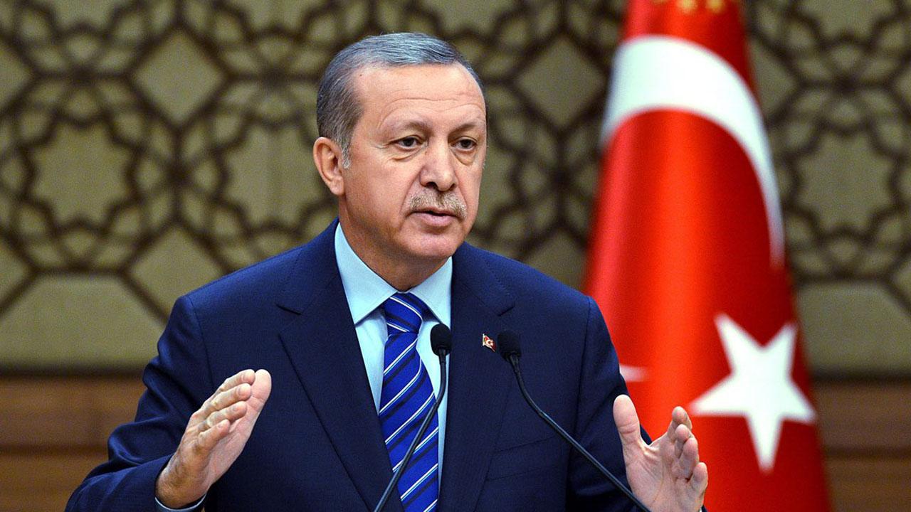 """El mandatario turco indicó que no """"se puede simplemente cancelar acuerdos cuando se te antoja"""""""