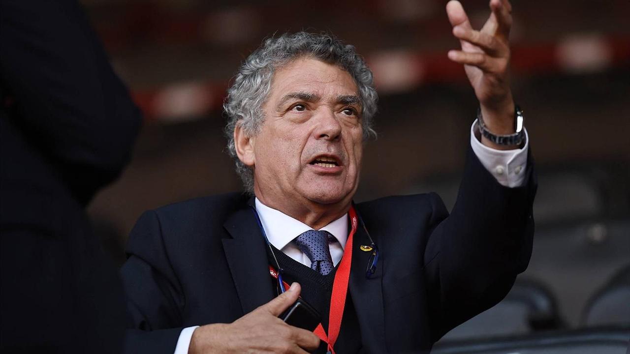 El presidente de la Federacion Española de Futbol debera cancelar la cifra de 300 mil euros si desea abandonar la prision