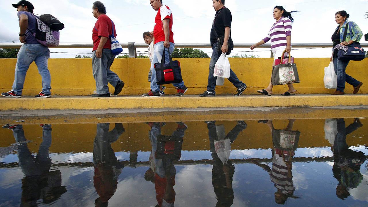 De acuerdo con Migracion Colombia los venezolanos aprovecharon el feriado para hacer sus compras frente a la anunciada huelga general