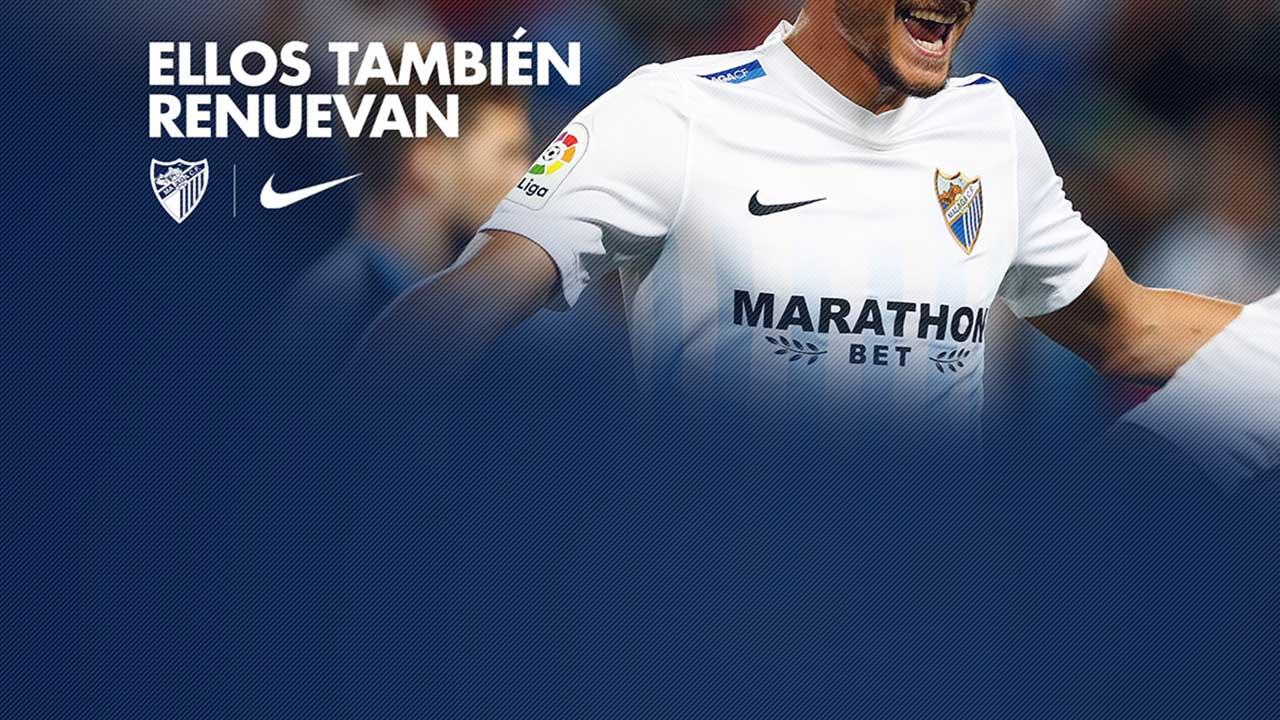 El club español dio a conocer el nuevo contrato con la firma estadounidense con quien trabaja desde el año 2011