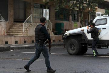 Cuatro de los funcionarios resultaron heridos durante el enfrentamiento registrado en la ciudad turca de Konya