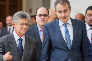 Tras el encuentro en la residencia de Lopez el ex mandatario español aseguro que las elecciones pendientes en el pais se llevaran a cabo