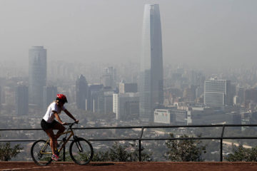 El decreto por parte de la gobernación metropolitana de la ciudad responde a la mala calidad del aire actualmente