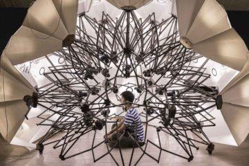 """El proyecto tiene como objetivo ayudar a la creación de modelos tridimensionales de """"cualquier cosa"""" debido al uso de decenas de cámaras"""