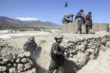 El equipo aéreo apoyaba una operación de las fuerzas afganas cuando mató por error a 9 militares en el distrito de Gereshk
