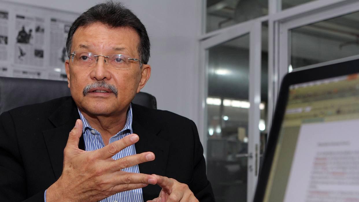 El parlamentario del PSUV considera que en Venezuela no funciona el Estado de Derecho debido a la ausencia de la división de los poderes