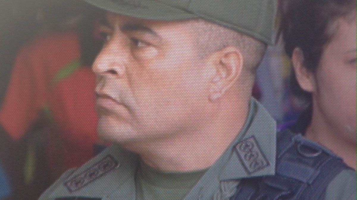 El militar debe comparecer el próximo jueves 13 de julio a las 10:00 de la mañana, en compañía de su abogado defensor