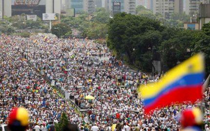El dirigente opositor Freddy Guevara dio a conocer las actividades que se llevarán a cabo previas a la consulta popular del 16J