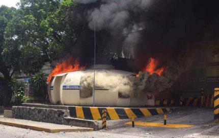 Durante un acto político realizado en Caracas, el mandatario ordenó se capturen a los manifestantes que participen en el paro cívico