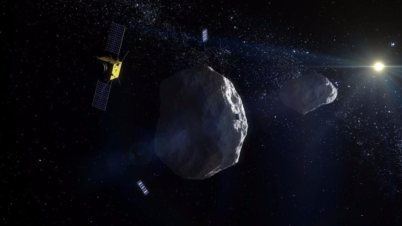 Debido al acercamiento de un pequeño asteroide, la agencia pondrá a prueba la red en la que viene trabajando desde hace algún tiempo