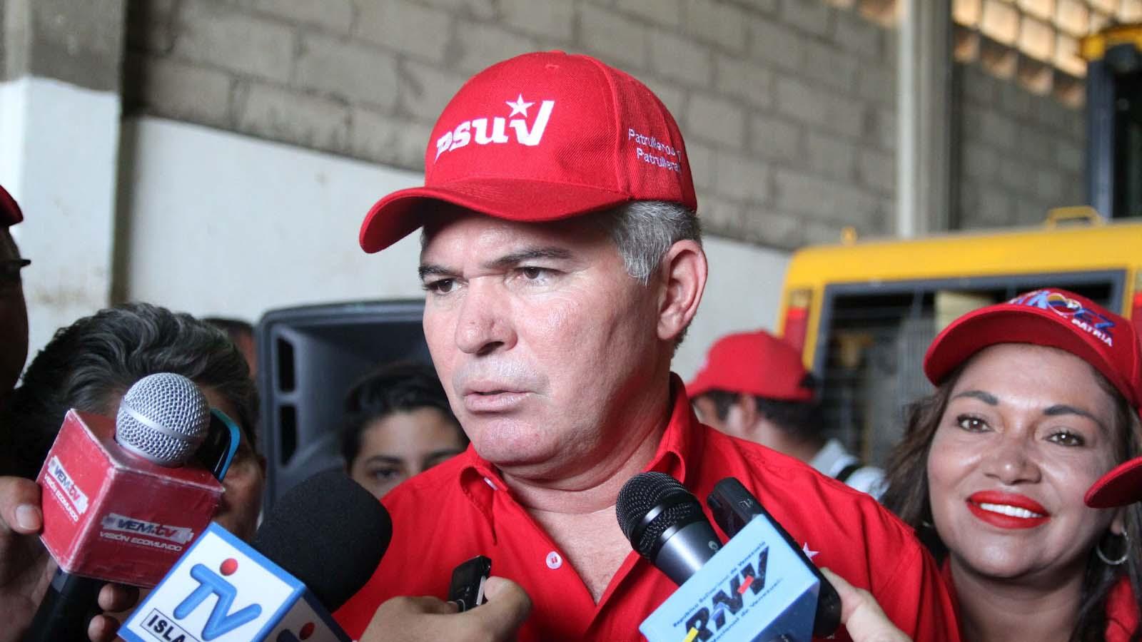 La noticia fue anunciada por el Gobernador de Nueva Esparta, Carlos Mata Figueroa, a través de su cuenta de twitter