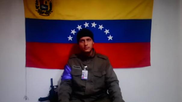 El inspector del CICPC se encuentra solicitado por sobrevolar un helicóptero en Caracas y atacar las sedes del TSJ y Ministerio de Interior y Justicia