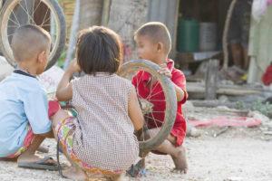 La Fundación Bill y Melinda Gates llevan a cabo el estudio en Bangladés, donde un 40% de los niños presenta un retraso en su crecimiento