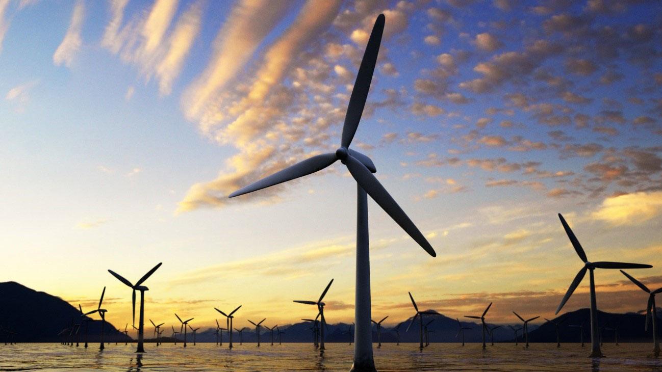 Cuando empiece a funcionar, la granja generaráelectricidad suficiente para 20.000 hogares de Escocia