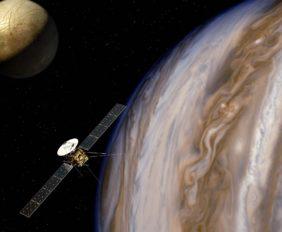 """El artefacto europeo estudiará al planeta para """"desentrañar los misterios"""" del gigante de gas y la habitabilidad de sus lunas heladas"""