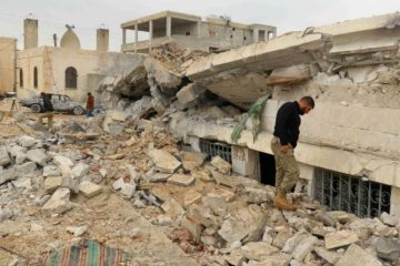 El ministro Serguei Lavrov manifestó la esperanza de que dichas zonas centren la agenda de las negociaciones de paz que se están llevando a cabo en Siria