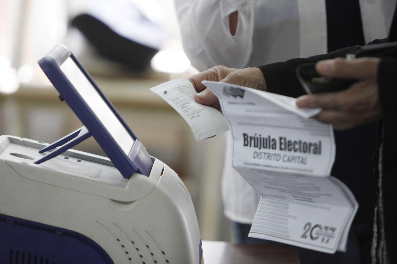 El periodista señaló que hay dudas en torno a la contabilización de los votos