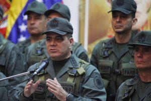 """El ministro para la Defensa de Venezuela calificó las declaraciones del mandatario estadounidense, como un """"ataque a la soberanía"""""""