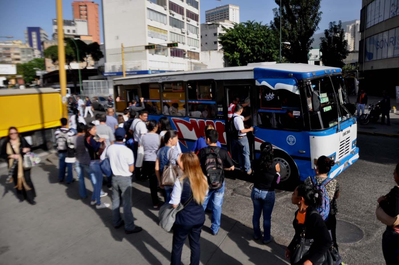 La Federación Nacional del Transporte aspira que el precio del transporte urbano llegue a los 50 mil bolívares