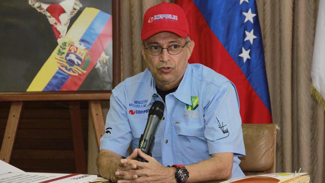 El ministro para la Energía Eléctrica, Luis Motta Domínguez resaltó que en las últimas 3 semanas suman 6 los fallecidos