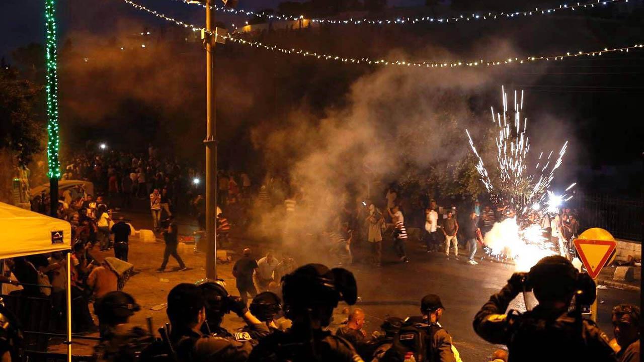 Las autoridades israelíes creen que los privados de libertad participaron en protestas en la Explanada de la Mezquitas