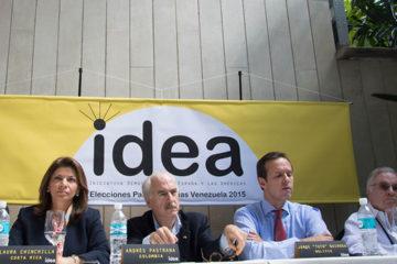 Laura Chinchilla, Andrés Pastrana, Vicente Fox, jorge Quiroga y Miguel Ángel Rodríguez asistirán al proceso