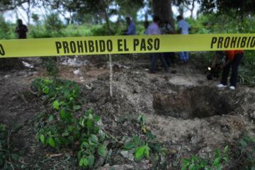 Una de las víctimas le realizaba una carrera al otro sujeto asesinados y desde el pasado miércoles sus familiares no sabían nada de ellos