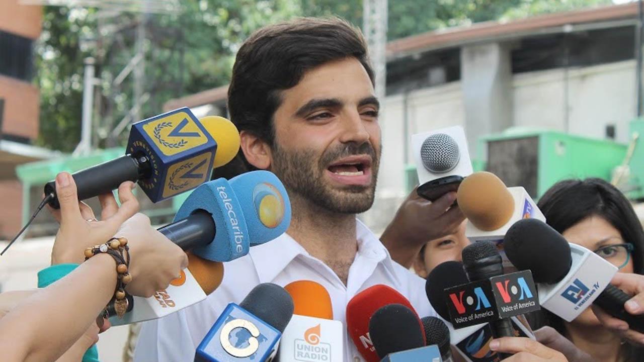 El diputado a la AN, Juan Andrés Mejías, aseguró que la manifestación respalda a los alcaldes destituidos