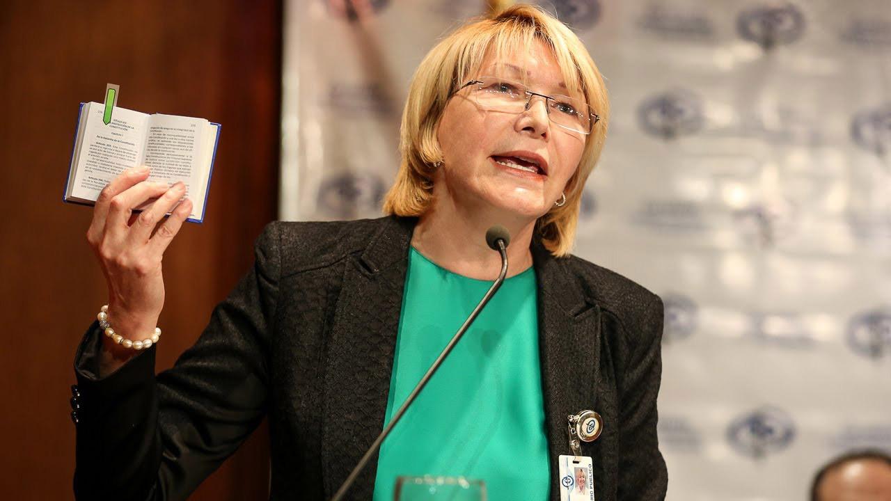 La Fiscal aseguró que el Ministerio Público seguirá resguardando las libertades de los ciudadanos