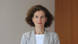 Viceportavoz del Ministerio de Exteriores, Maria Adebahr