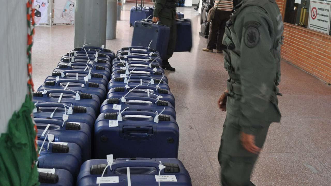 El CNE ha instalado el 96% las mesas de votación para la elección de los constituyentistas a la Asamblea Nacional Constituyente