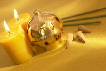 El encender velas e incienso como también utilizar productos químicos para el aseo del hogar, pueden ser nocivos para la salud
